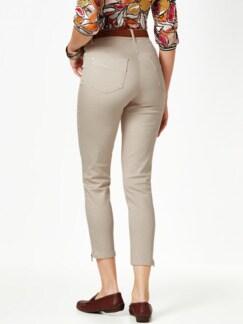 7/8- Jeans Bestform Sand Detail 3