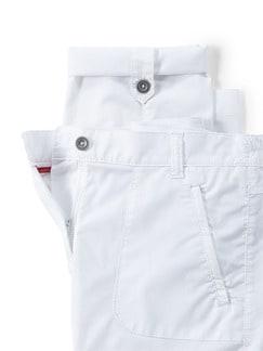 Klepper Baumwollhose Clean Protect Weiß Detail 4
