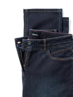 Jogger Jeans Dark Blue Detail 4