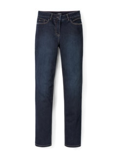 Jogger Jeans Dark Blue Detail 2