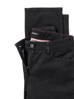 Jogger Jeans Black Detail 4