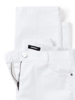 Yoga-Capri Ultraplus Weiß Detail 4