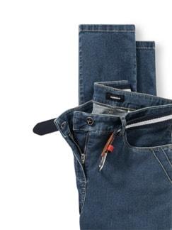 Gürtel- Jeans Medium Blue Detail 4
