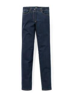 Thermolite-Jeans waterrepellent Dark Blue Detail 2