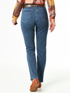Candiani Jeans Blue Stoned Detail 4