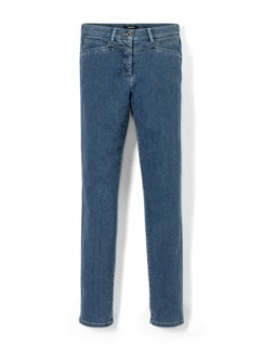 Candiani Jeans Blue Stoned Detail 3