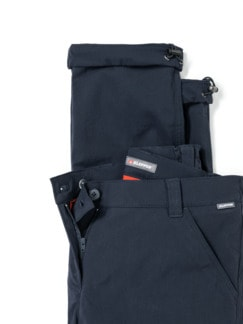 Klepper Active Wanderhose Navy Detail 4
