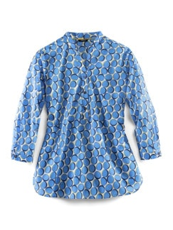 Shirtbluse-Sommerleicht