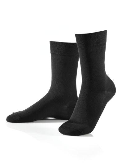 Pima Cotton Socke 3er-Pack