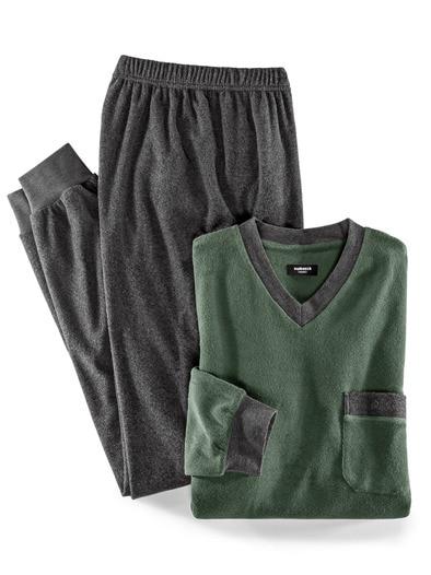 Frottee-Schlafanzug