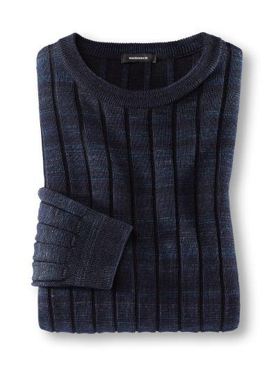 Rippenstrick Pullover Lorenzoni