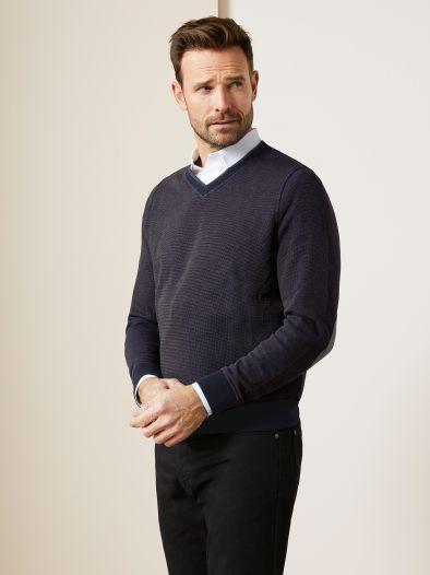 Aktiv-Pullover Smart-Wool