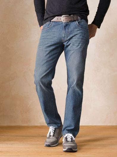 Authentic Jeans Comfort Fit