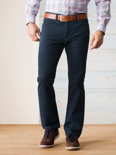Extraglatt Five Pocket Slim Fit