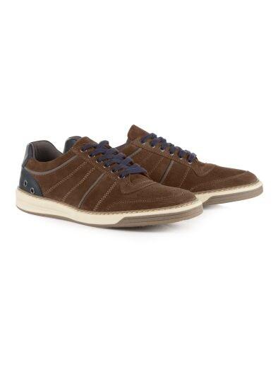 City-Sneaker Velours