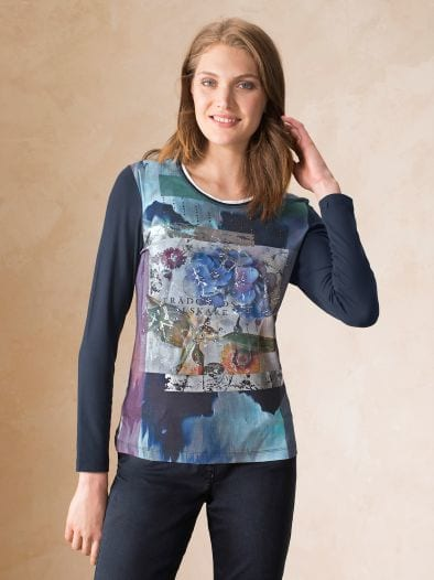 Shirt Hortensia