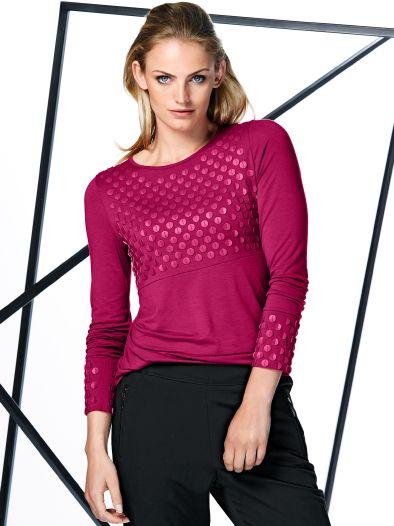 Lasercut-Shirt Trendline