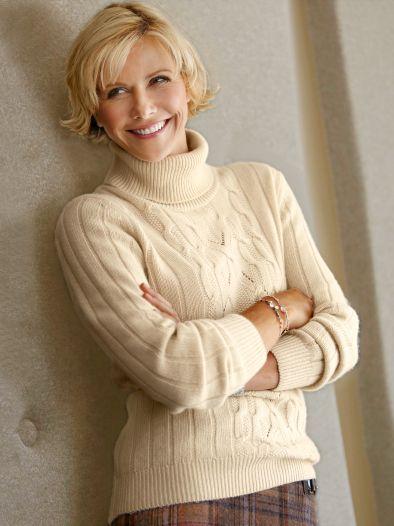 Schmeichel-Pullover Cashmere