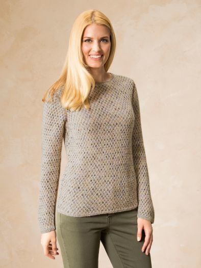 Alpaka Pullover Inside-out