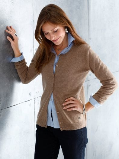 Cardigan Cashmere Plus