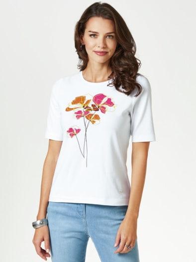 T-Shirt Frühlingsblume