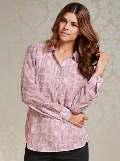 Shirtbluse Super Soft