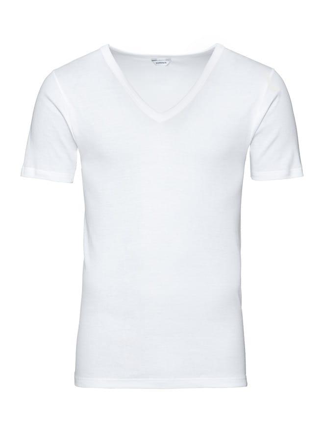 Masterclass-V-Shirt 2er-Pack