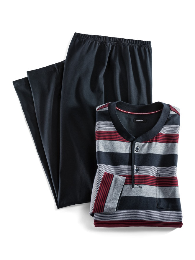 Streifen-Pyjama Nautical