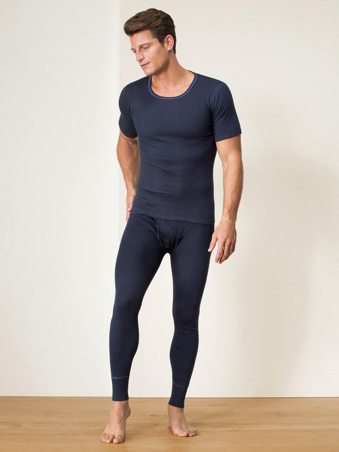 Unterwäsche Set lange Hose Hemd