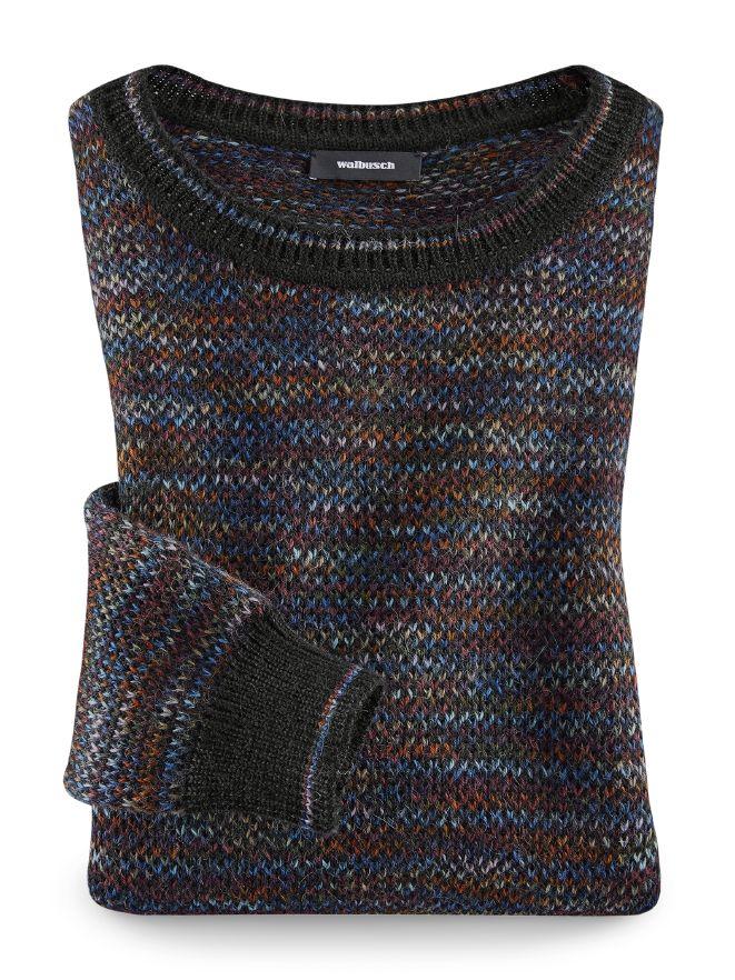 Alpaka-Pullover Farbspektrum