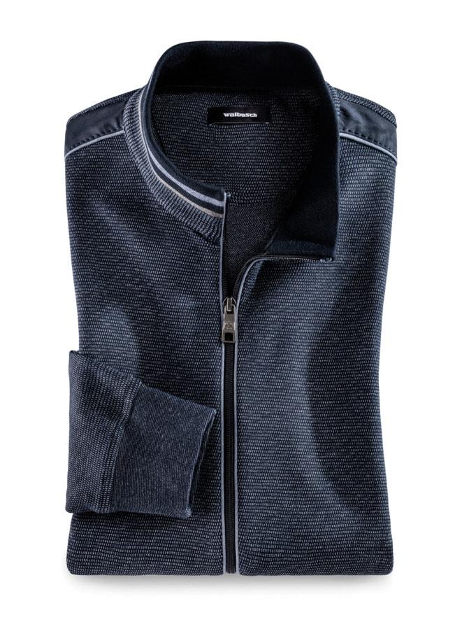 Komfort-Jacke Farbeffekt