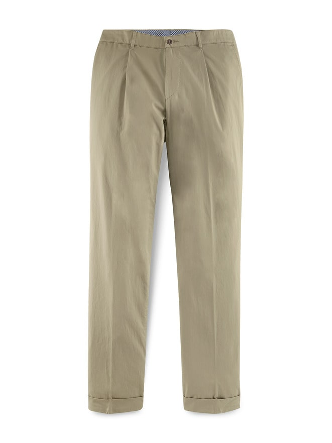 Pima-Chino Cashmere Finish