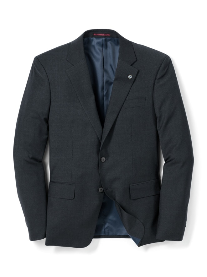 Reise-Anzug-Sakko Minimalkaro