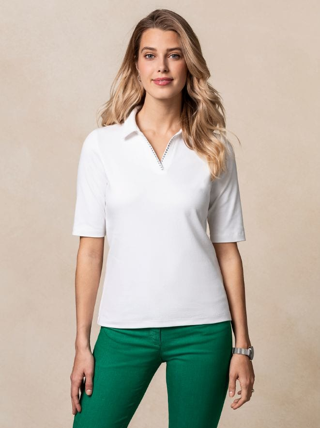 Poloshirt Soft Cotton