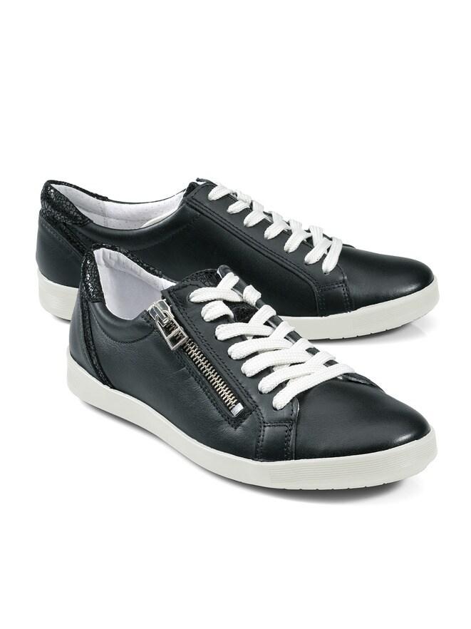 Reißverschluss-Sneaker Everyday