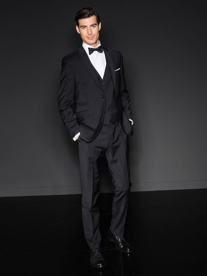 fc30437eae3db4 Anzug Gold Collection im Online-Shop bequem kaufen | Walbusch