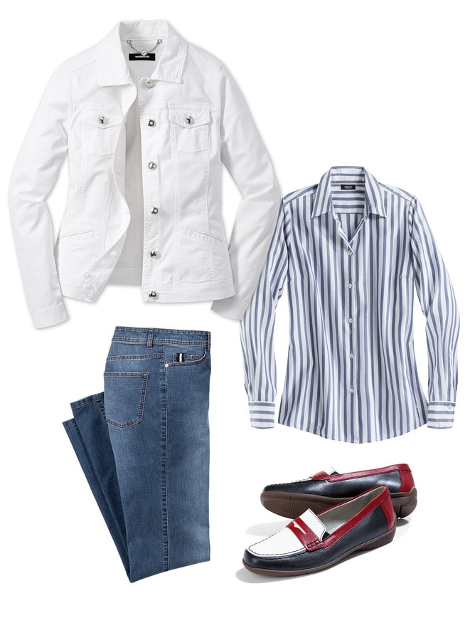 Outfit Klassisch