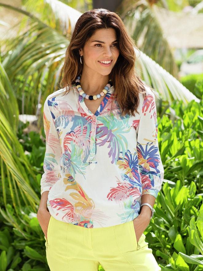 Outfit Ausflug in die Tropen