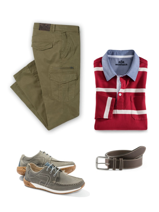 Outfit Segeltörn Look