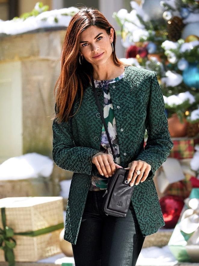 Outfit Ein bisschen Glamour bitte!