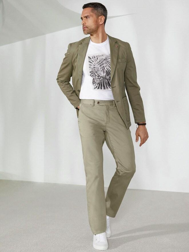 Outfit Highstretch-Sakko Pima-Cotton