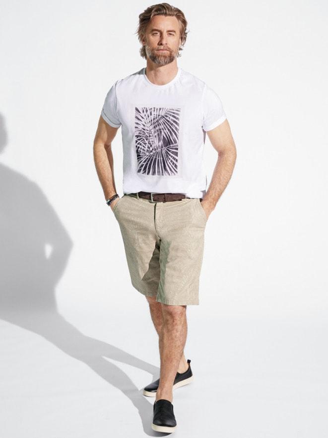 Outfit Künstler T-Shirt Alex