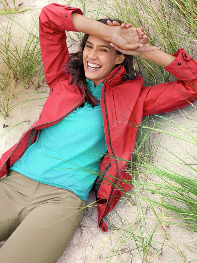 Outfit Klepper Aquastop Protection Jacke