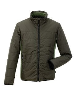 Klepper Jacke Windprotect khaki Detail 3