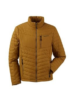 Klepper Leichtsteppjacke Curry Detail 7