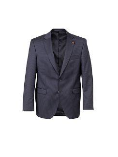 Nadelstreifen Anzug-Sakko
