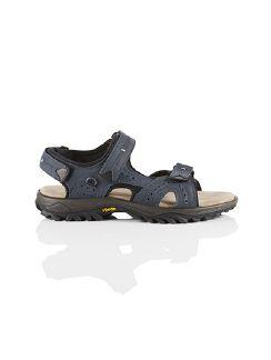 Klepper Trekking-Sandale Blau Detail 5