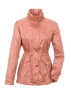 Fuchs Schmitt Cityjacke Weatherprotection Terracotta Detail 4