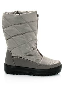 Aquastop Stiefel Thermo Schilf Detail 3