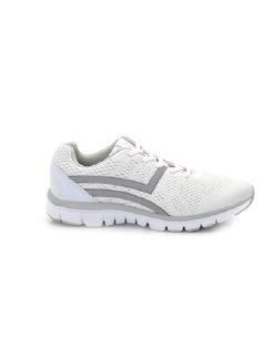 Ultra-3-Sneaker Dame Weiß Detail 5